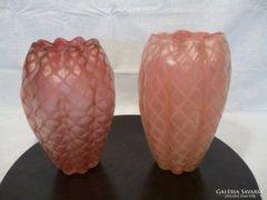 1868 Osztrák vagy francia szecessziós váza pár