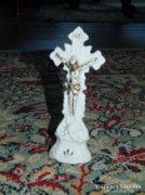 100 éves sorszámozott porcelán korpusz Kereszt