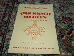 Kotta -  Armin Kaufmann - Der Krach im Ofen - Kinderoper