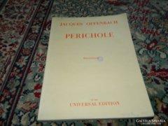 Kotta - Perichole - Jacques Offenbach  - Klavierauszug