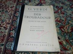 Kotta - G. Verdi  Der Troubadour - Drama in vier akten
