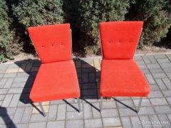 Két retró szék