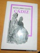 Cádiz   Benito Pérez Galdos