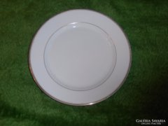 Nagyméretű csehszlovák porcelán sütis tál
