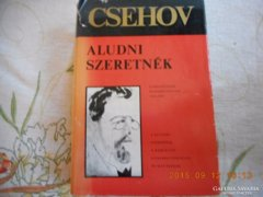 Eladó Csehov című könyv