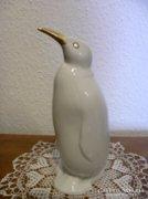 Hollóházi Gyönyörű Pingvin ( HIBÁTLAN )