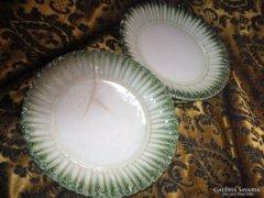 Zsolnay antik tányérok