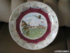 Geschützt porcelan  MADARAS MINTÁS RÉGI FALITÁL 32 cm