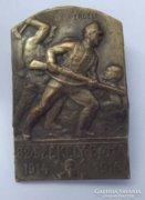 82.Székely Gyalogezred Baka 1914-1916 sapkajelvény