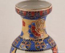 Kézzel készített kínai váza