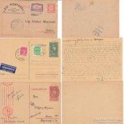 1920-30-as évek, levelező lapok.