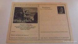 III. Birodalom Adolf Hitler propaganda Képeslap