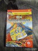A varázslatos iskolabusz sorozat  két kötete