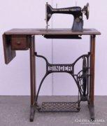 0C860 Antik SINGER varrógép