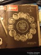 Képes Sport 1955 évfolyam