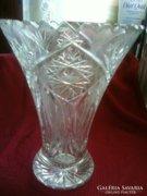 Kristály váza.