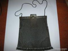 Ezüst színházi táska , eladó