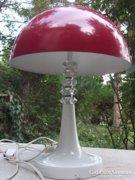Retro asztali lámpa 70-es évek stílusa 30 cm !