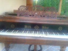 Zongora willy dörr 1875