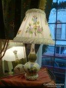 Viktória mintás herendi lámpa