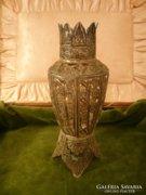 Ezüst filigrán váza