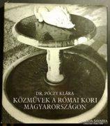 Közművek a római kori Magyarországon