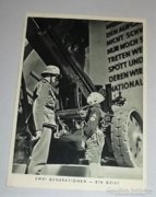 III. Birodalom Német Adolf Hitler propaganda Képeslap