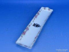 0D458 Antik német porcelán kínáló MÜNCHEN