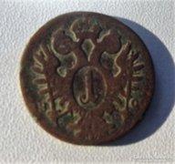 I.Ferenc 1 krajcár 1800