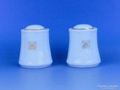 0D617 Porcelán fűszertartó pár