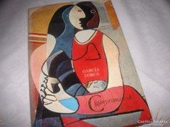 Garcia  Lorca   Cigány románc  verses kötet  Nagy L ford