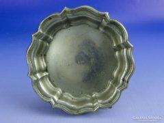 0E002 Antik BMF alpakka tál tálka