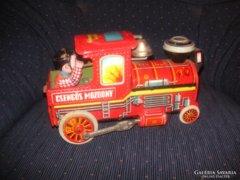 Csengetős mozdony  / Lemezárugyár /60 as évek