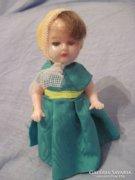 Régi műanyag baba játékbaba az 50-es évekből