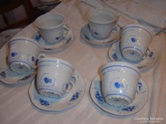 Dorohoi teás csésze 6 darab