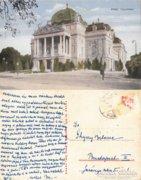 Ausztria  Graz  Opernhause   1920   RK