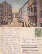 Ausztria Innsbruck Casino 1916 RK
