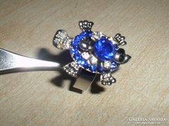 Szerencse Ékszer Teknős kicsinyével gyűrű