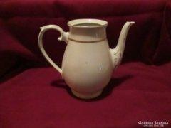 Antik Bavaria tea kiöntő teás kanna