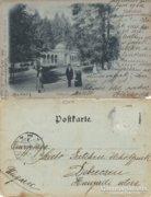 Cseh Marienbad 005  ( stengel 2175 )   1900 RK