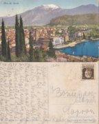 Olasz  Riva del Garda   1930  RK
