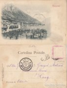 Olasz  Gargnano 001  (stengel 7132 )  1898  RK