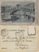 Olasz  Venezia Velence   019 ( stengel 11610 )   1898  RK