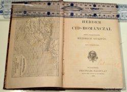 Herder költeményei ,1880,magyarázatokkal