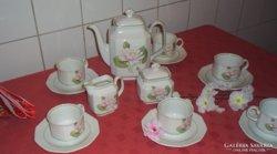Art deco teás készlet