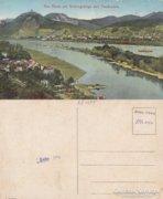 Német   Drachenfels -- Siebengebirge      1920  RK
