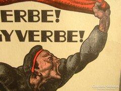 Magyar Tanácsköztársaság Plakátjai