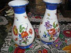 Festett váza , Schlaggenwald párban eladó