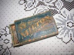 Milton kapocs  doboza
