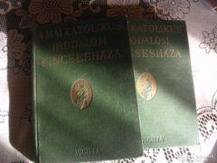 A mai katolikus irodalom.kincsesháza   .1940.